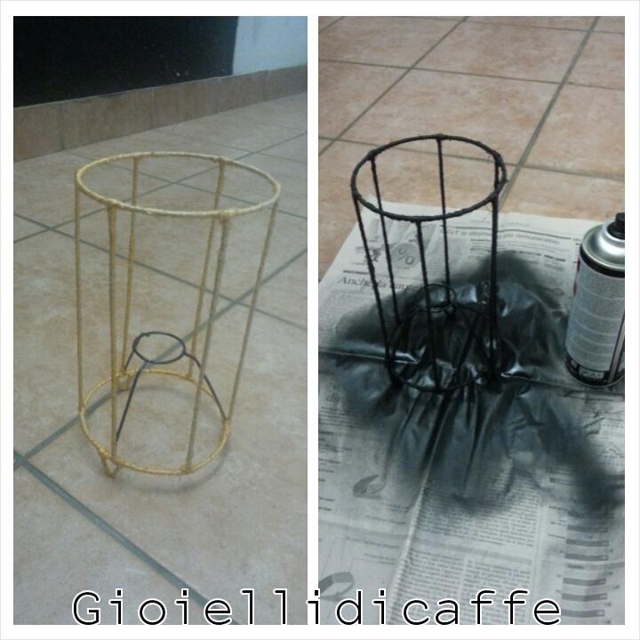 Lampada Nespresso Ristretto (1/4)